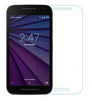 Защитное стекло Ultra 0.33mm (H+) для Motorola Moto G (3rd Gen.) (XT1550)