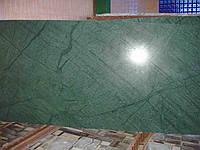 Мрамор слябы Verde Guatemala 30мм, Компания Babich Design, Полтава