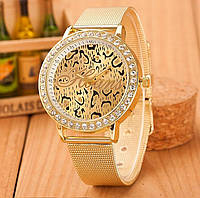 Женские наручные часы HOANS леопард