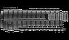 FGR-3 Тактична цівка для М4, 3 планки Пікатінні, чорна #