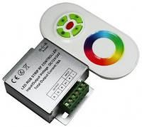 Контроллер RGB 216Вт 18А с радио пультом Д/У  BIOM