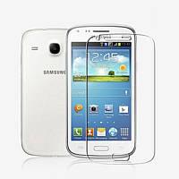 Защитное стекло Ultra 0.33mm (H+) для Samsung i8262 Galaxy Core