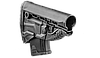 Приклад FAB для AK с держателем магазина, черный (без буферной трубы) GKMAGB