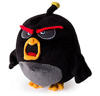 Энгри Бердз мягкая игрушка Бомб (13 см), Angry Birds (SM90513-1)