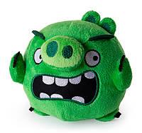 Энгри Бердз мягкая игрушка Свинка (13 см), Angry Birds (SM90513-4)