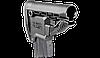 Приклад FAB для M4 с держателем магазина, черный (без буферной трубы) GLMAGB