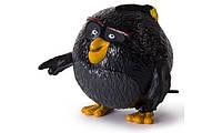 Angry Birds мини-фигурка сердитой птички Бомба (SM90501-2)