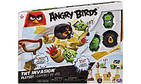 Angry Birds средний игровой набор Бомб и Большой взрыв (SM90504-2)