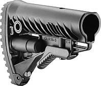 Приклад складной FAB для M16\AR15 GLR16B, фото 1