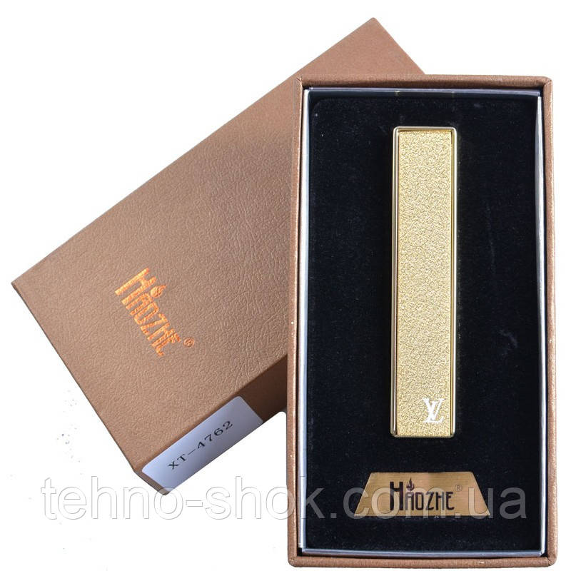 Зажигалка подарочная (спираль накаливания, USB) №4762-1
