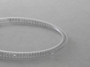 ТЭН аэрогриля кварцевая круглая D=150 мм. 1200-1400W, фото 2
