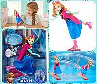 Лялька оригінал Frozen Skating Anna Doll.