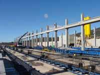 Оборудование Moldtech для производства предварительно напряженных элементов и конструкций