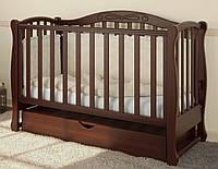 Кроватка детская Prestige 5 орех
