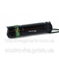 Тактический фонарик BL-927A  фонарь 1000w  Police  с линзой Bailong , BL 927A, BL927A