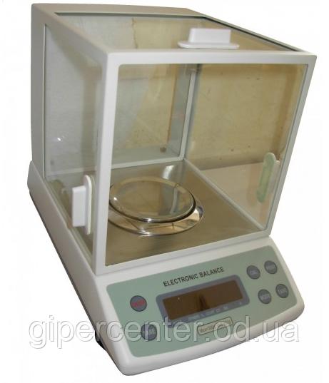 Весы электронные лабораторные 3 класс JD-300-3