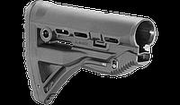 Приклад складной FAB для M4, с амортизатором # GLSHOK