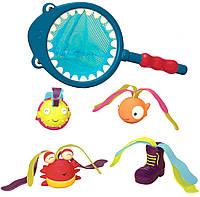 Игровой набор Накорми акулу (для игры в ванне и бассейне), Battat (BX1521Z)