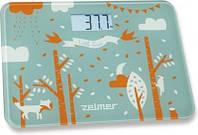 Весы напольные  ZELMER BS 1500 Green