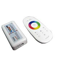 Контроллер RGB 216Вт 18А с сенсорным радио пультом Д/У  BIOM
