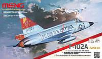 Convair F-102A Delta Dagger [Case X] 1/72 MENG DS 003