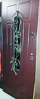 Входная дверь модель Т-1-3 217 vinorit-01 КОВКА