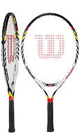 Ракетка для большого тенниса Wilson Steam 23 (WRT224200)