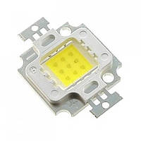 LED матрица - светодиод 10 w САМАЯ НИЗКАЯ ЦЕНА!