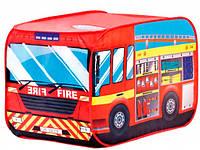 Игровая палатка Пожарная машина, BIno (82815)