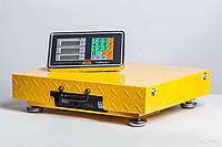 Весы товарные беспроводные до 200 кг, 30х40, с функцией Wi-Fi, напольные