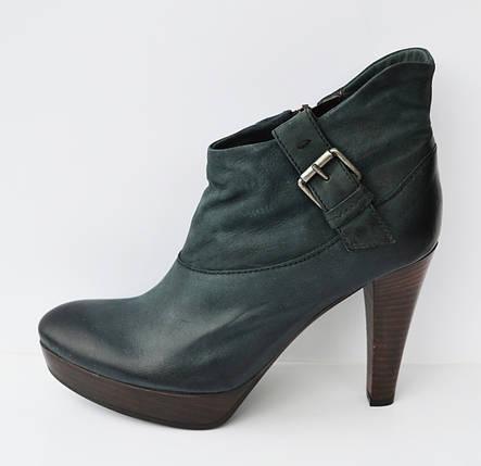 Женские ботинки на каблуке Venezia 086, фото 2