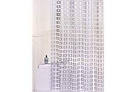 """Штора в ванную """"Ринг"""" 180 x 200 см, код 18010"""