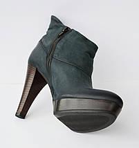 Женские ботинки на каблуке Venezia 086, фото 3