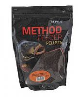 ПЕЛЛЕТЫ JAXON METHOD FEEDER 2мм 500g лещ турбо