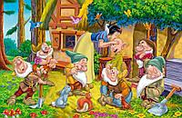 Пазл Белоснежка и 7 гномов, 104 эл , Clementoni (23535)