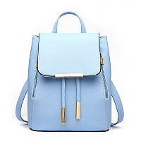 Рюкзак женский Swan light blue