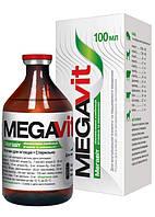 Мегавит инъекционный 100 мл