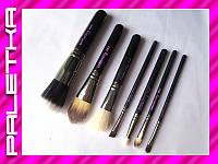 Проф. набор кистей Hello Kitty для макияжа 7 штук