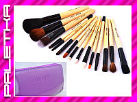 Проф. набор кистей для макияжа 15 штук #8 Bobbi Brown (реплика)