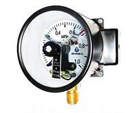 Манометр электроконтактный  ДМ100, 10 кг/см2