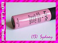 Жидкая помада NYX Soft Matte Lip Cream ((13) Sydney)