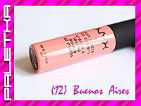 Жидкая помада NYX Soft Matte Lip Cream ((12) Buenos Aires)