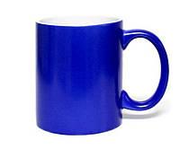 Чашка для сублимации ХАМЕЛЕОН  (небесно-голубая )