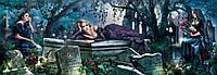 Пазл Панорама, Готика, Тихий шепот, 1000 эл , Clementoni (39215)