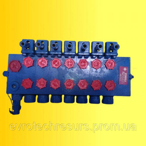 Гидрораспределитель МРС 63 3/1 Р.4.1 аналог Р 12.3.1