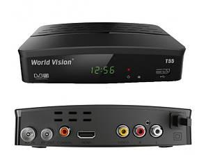 Тюнеры приставки DVB T2