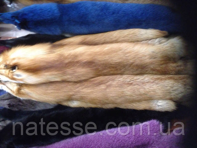 купить фото цена шкуры мех рыжей лисы киев одесса днепр харьков львов украина интернет магазин