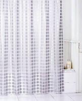 """Штора в ванную 180 x 200 см """"Голд Раш"""""""