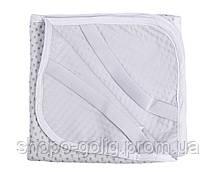 Наматрацник вологонепроникний для матраца в ліжечко - 60*120