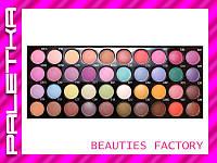 Палитра теней Beauties Factory 40 цветов №1